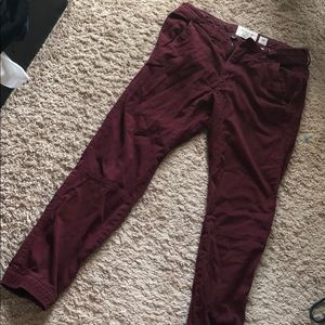 Abercrombie & Fitch pants. A&f